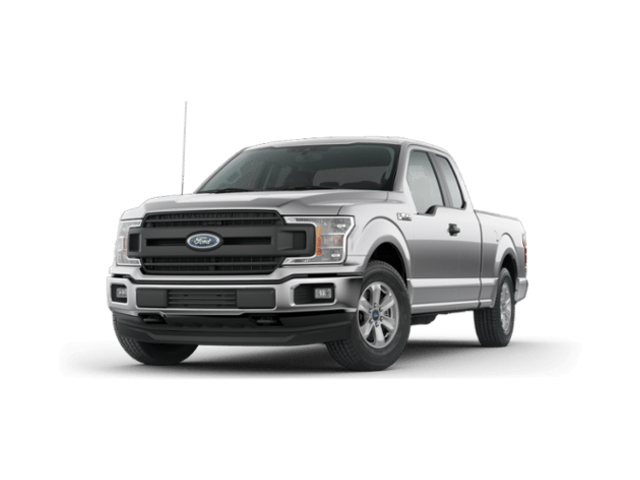 New 2019 Ford F-150 XL Truck 1FTEX1EB4KKD32323 for sale at your Charlottesville VA used Ford authority